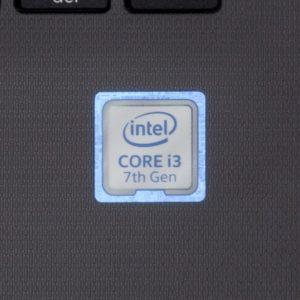 HP 250 G7 CPU