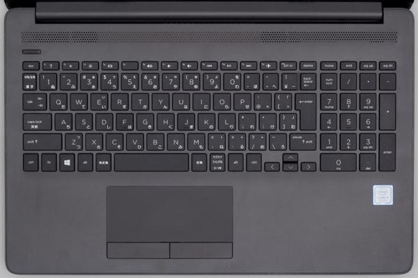 HP 250 G7 キーボード