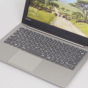 Ideapad S130 (11) キーボード面