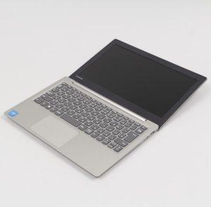Ideapad S130 (11) 液晶ディスプレイの最大角度