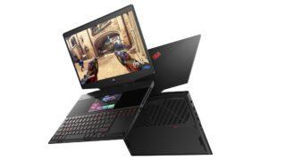 米HPが世界初の2画面搭載ゲーミングノートPC「OMEN X 2S」を発表。サブ画面でゲームがはかどる!?