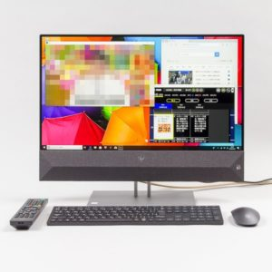 HP Pavilion All-in-One 24 TV機能