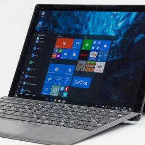 Surface Pro 6 騒音