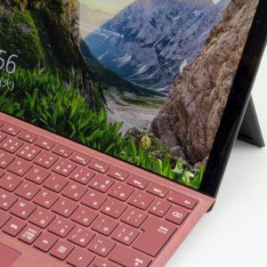 Surface Pro 6 タイプカバー