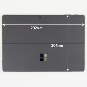 Surface Pro 6 大きさ