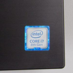 VAIO S15 CPU