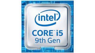 Core i5-9300Hのベンチマーク (性能テスト) 結果
