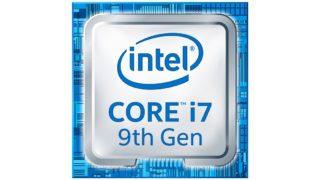 Core i7-9750Hのベンチマーク (性能テスト) 結果
