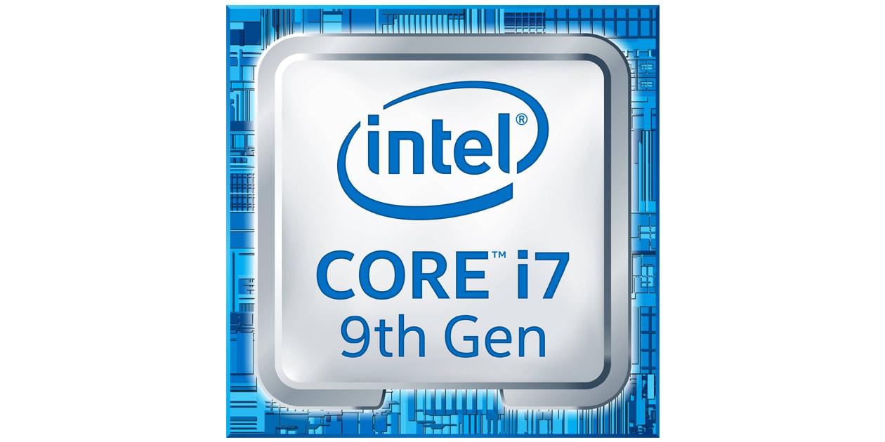 Core i7-9750H ベンチマーク結果