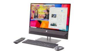 TVダブル録画対応23.8インチ一体型PCが税込8万9424円! HP週末セール実施中【7/21まで】