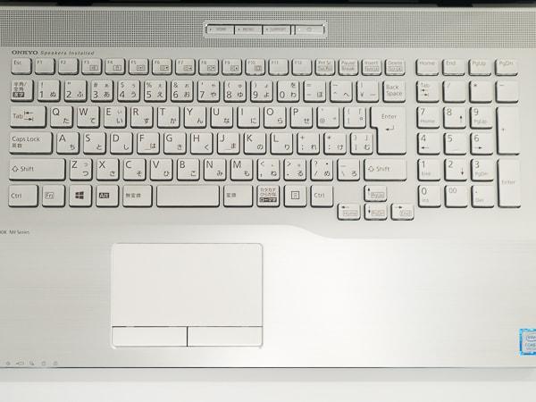 LIFEBOOK NH90/D2 キーボード