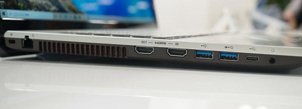LIFEBOOK NH90/D2 HDMI