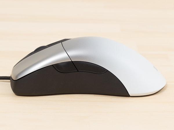 Pro InteliMouse サイドボタン