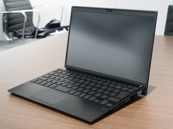 VAIO SX12 ALL BLACK EDITION