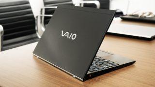 VAIO SX12 展示機レビュー:897gでフルピッチキーボード採用の12インチモバイルPC