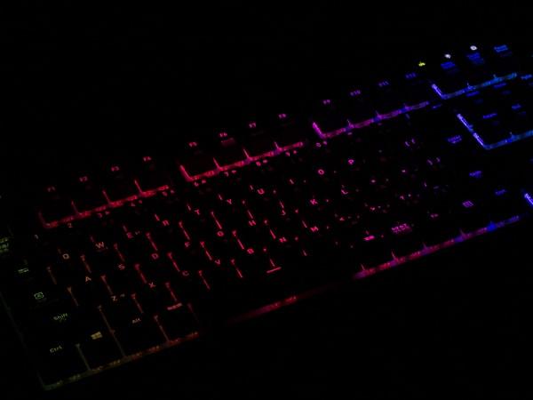 X1 RGB バックライト