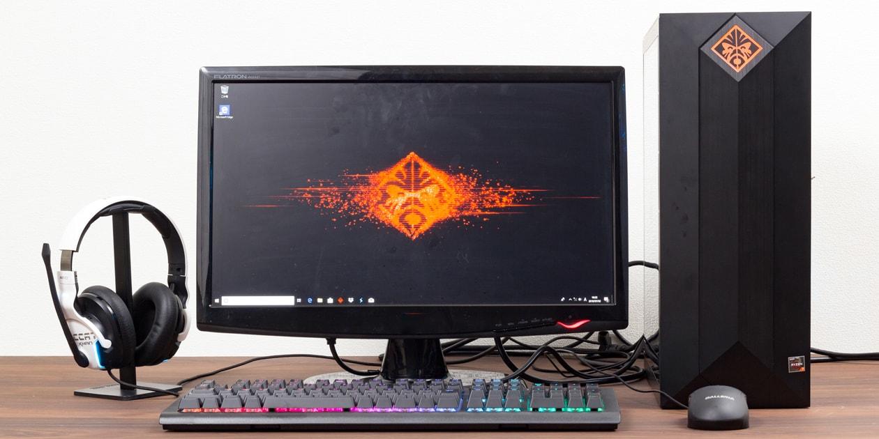 HP OMEN OBELISK Desktop 875 レビュー