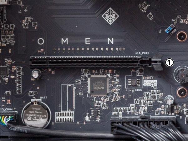 OMEN OBELISK Desktop 875 拡張スロット