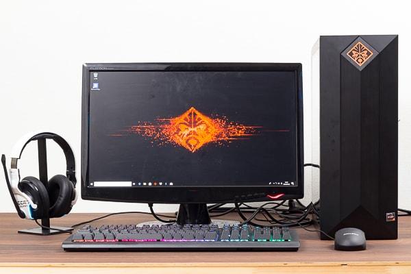 OMEN OBELISK Desktop 875 設置イメージ