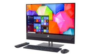 HP Pavilion All-in-One 27 レビュー:TV録画も可能な27インチスタイリッシュ一体型PC