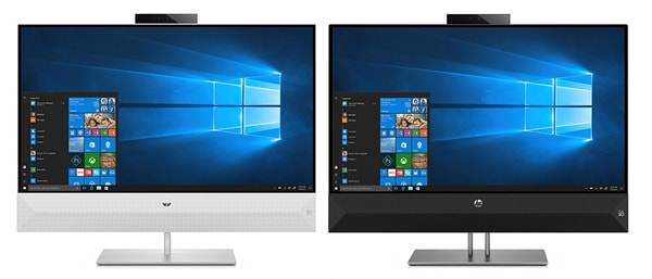HP Pavilion All-in-One 27 本体カラー