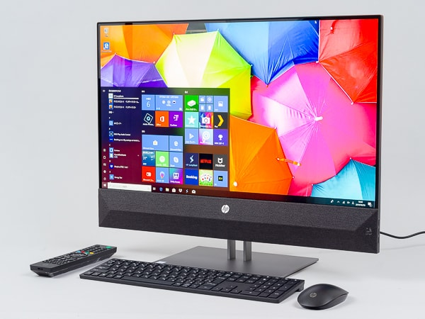 HP Pavilion All-in-One 27 感想
