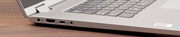 IdeaPad C340 (15) 左側面