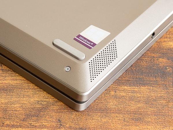 IdeaPad S540 (15) スピーカー