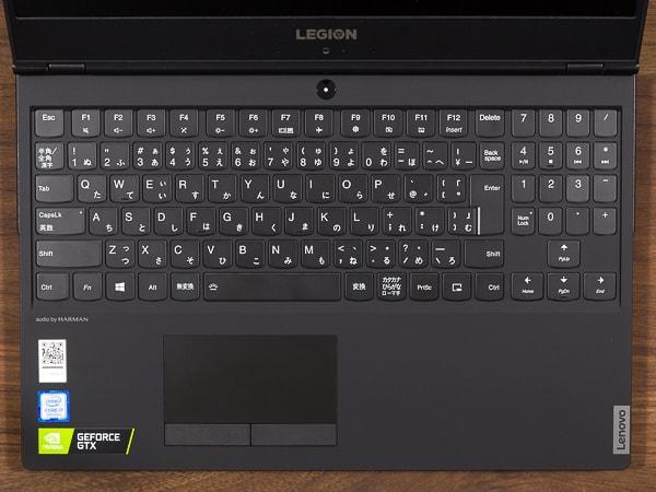 Legion Y540 (15) キーボード