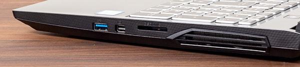 NEXTGEAR-NOTE i5565 右側面