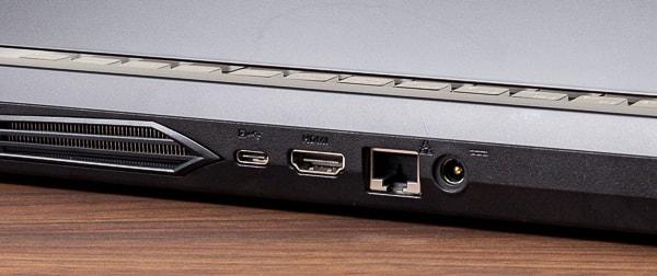 NEXTGEAR-NOTE i5565 背面
