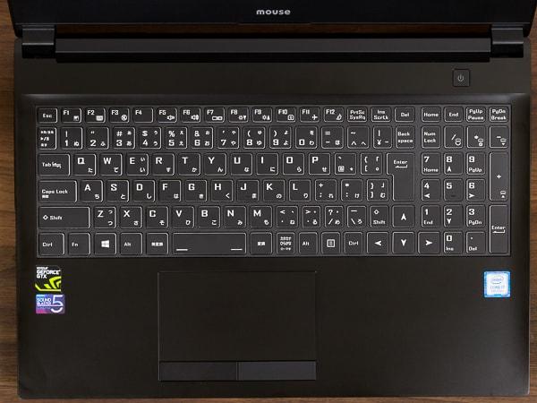 NEXTGEAR-NOTE i5565 キーボード