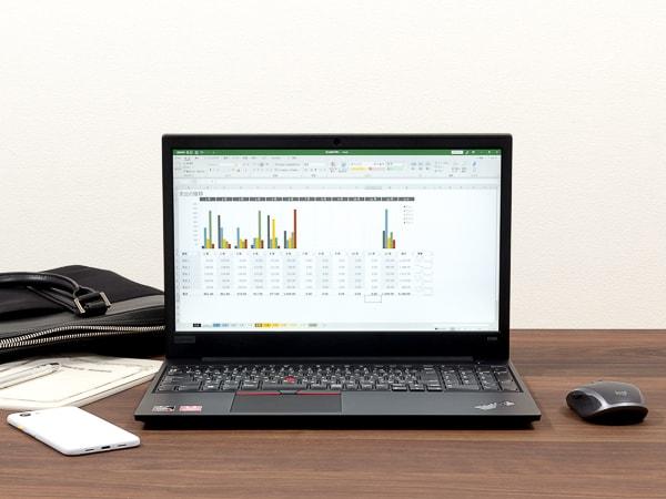 ThinkPad E595 感想