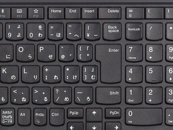 ThinkPad E595 配列