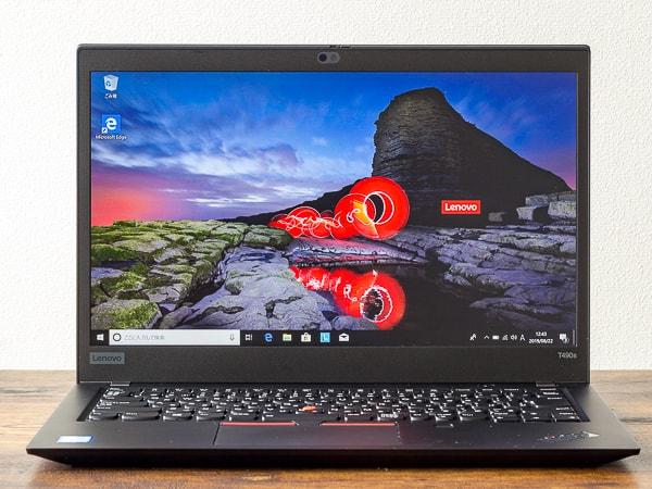 ThinkPad T490s ベゼル