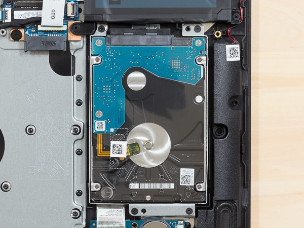 Inspiron 15 3000 (3580 / 3581) HDD