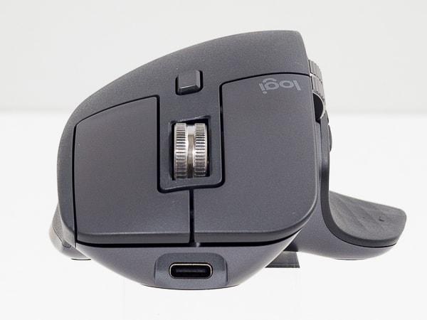 MX Master 3 充電端子