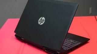 HP Pavilion Gaming 15-dk0000 (2019年モデル):Core i7搭載で最安クラスのゲーミングノートPC