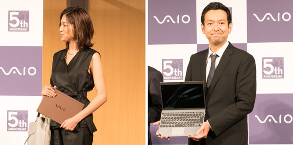 VAIO SX12 | ALL BLACK EDITION サイズ感
