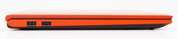 VivoBook 15 X512FA 左側面