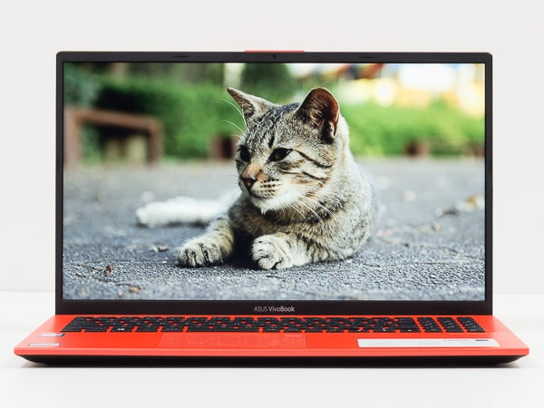 VivoBook 15 X512FA 映像品質