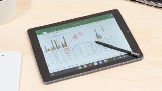ASUS Chromebook Tablet CT100PA レビュー:高い堅牢性と優れた携帯性を備えた9.7インチChromeOS搭載タブレット