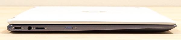 HP Chromebook x360 14 厚さ