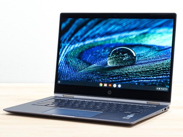 HP Chromebook x360 14 クラムシェル