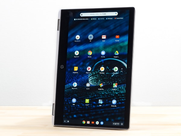 HP Chromebook x360 14 タブレット