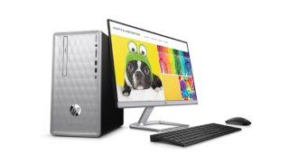 【3/8まで】Core i5デスクトップPCが5万円台から&ゲーミングPCが大特価! HP週末セール実施中