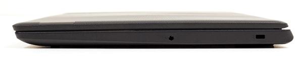 Lenovo Chromebook S330 右側面