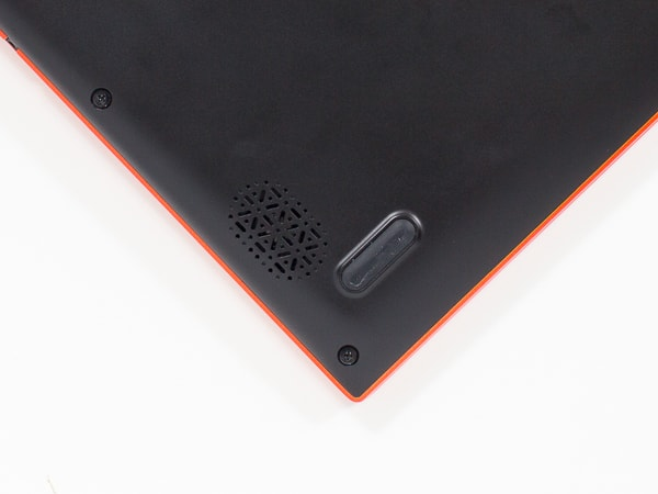 ZenBook 15 UX534FT スピーカー