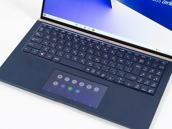 ASUS ZenBook 15 UX534FT ScreenPad