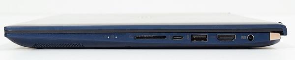 ZenBook 15 UX534FT 右側面